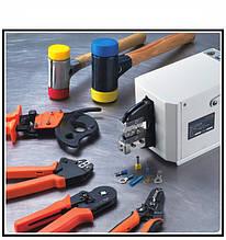 Інструменти для електромонтажу