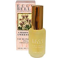 Ecco Bella, Духи в аэрозольной упаковке Амброзия, 30 мл