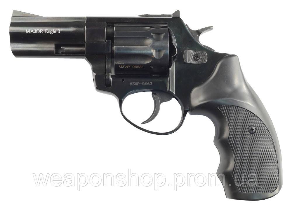 Пистолет под патрон флобера Ekol 3″ Black
