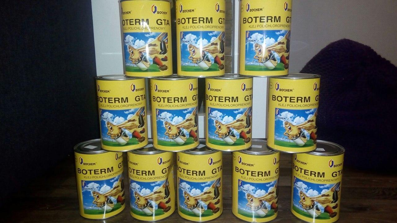 Клей наирит boterm gta(Польша)1кг