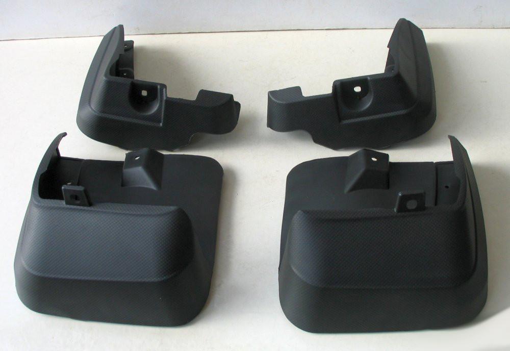 Брызговики на для Subaru XV ASP полиуретановые компл(4шт.) Субару