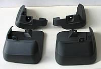 Брызговики на для Subaru XV ASP полиуретановые компл(4шт.) Субару, фото 1