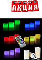 Набор свечей Luma Candles. АКЦИЯ