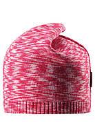 Демисезонная шапка для девочек Reima 528527-3360. Размеры 48 - 52.