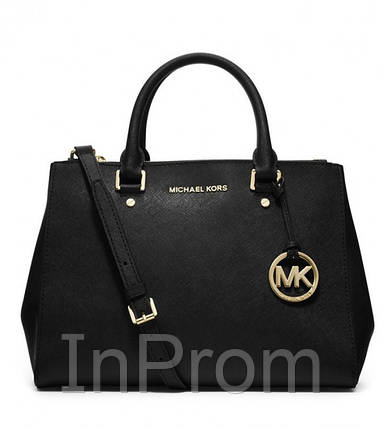 Сумка MICHAEL Michael Kors Sutton Medium, фото 2