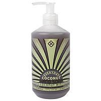 Everyday Coconut, Мыло для Рук, Кокос и Мята, 12 жидких унций (354 мл)