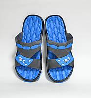 Шлепанцы мужские оптом Дрим Стан ТПМ 17 синие