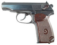 Пистолет пневматический ПМФ-1