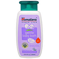 Himalaya Herbal Healthcare, Нежная Ванна для Младенца, Нут и Фасоль Золотистая, 6,76 жидких унций (200 мл)