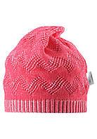Демисезонная шапка для девочки Reima  528528-3360. Размеры 52 -  56.