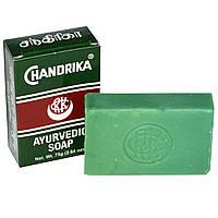 Herbal - Vedic, Chandrika, аюрведическое мыло, 2.64 унции (75 г)