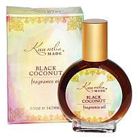 Kuumba Made, Ароматическое масло, черный кокос, 0.5 унций (14.7 мл)