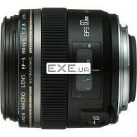 Объектив EF-S 60mm f/ 2.8 macro USM Canon (0284B007)