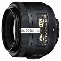 Объектив Nikkor AF-S 35mm f/ 1.8G DX Nikon (JAA132DA)