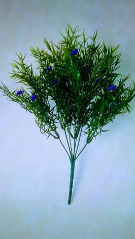 Пластиковый куст-аспарагус, фото 2