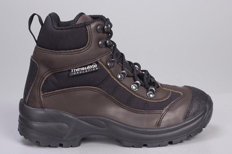 "Ботинки ""Stalker-W""/ коричневые"