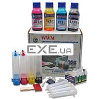 СНПЧ WWM Epson TX550/ TX600/ T40 (IS.0243)