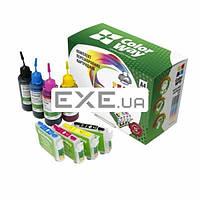 Комплект перезаправляемых картриджей ColorWay Epson XP600/ XP605/ XP700/ XP800 (XP600RC-5.1)