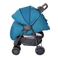Коляска прогулочная BABYCARE CITY BC-5201 Blue (голубая)