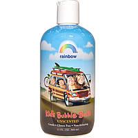 Rainbow Research, Детская пена для ванны, без запаха, 12 жидких унций (360 мл)