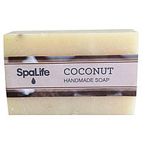 My Spa Life, Handmade All Natural Soap, Coconut