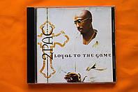 Музыкальный CD диск. 2 PAC - Loyal To The Game