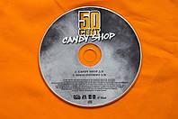 Музыкальный CD диск. 50 CENT - CANDY SHOP