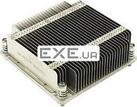 Радиатор 1U Passive CPU Heat Sink for X9 Generatio (SNK-P0047P)
