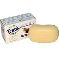 Toms of Maine, Бар красоты, ежедневное увлажнение с оливковым маслом и витамином Е, 4 унции (113 г)