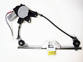 Стеклоподъемник ВАЗ 2110-12, 2170 Приора электрический задний левый в сборе с моторедуктором
