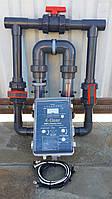 Ионизатор активного кислорда и меди E-Clear Англия (очистка бассейна до 150 м³ без хлора)