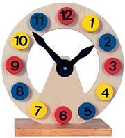 Обучающая игрушка Bino Часы (84050)