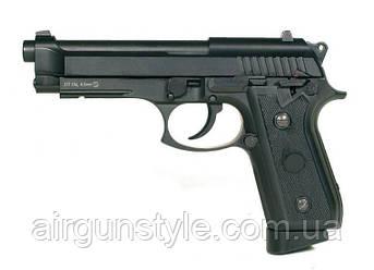 Пистолет пневматический KWC KMB15 Blowback (Beretta 92)