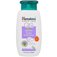 Himalaya Herbal Healthcare, Нежный Детский Шампунь, Гибискус и Нут, 6,76 жидких унций (200 мл)