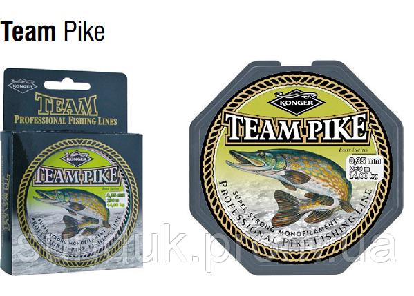 Леска Konger Team Pike 250m (0.40mm)