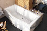Акриловая ванна RAVAK  Magnolia 170x75. Бесплатная доставка по Украине