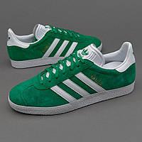 Мужские кроссовки Adidas Gazelle Green
