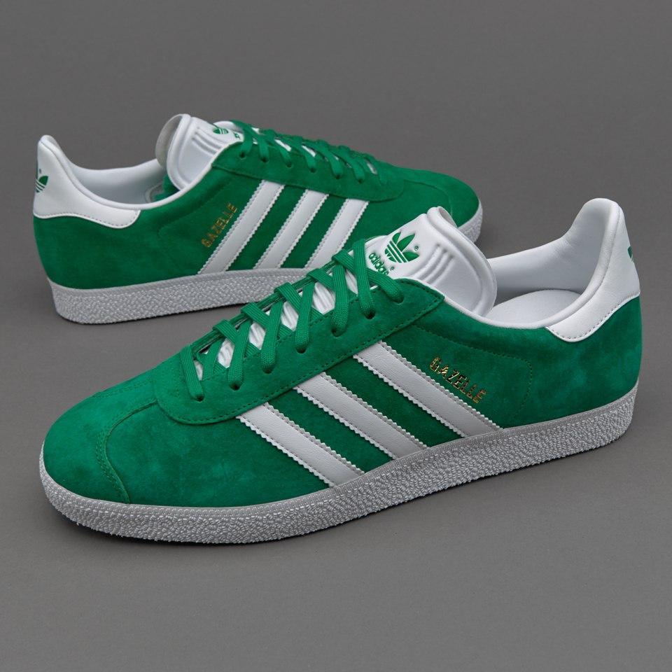 366adb05 Мужские кроссовки Adidas Gazelle Green(ТОП РЕПЛИКА ААА+) - Shoes Shop в  Киеве