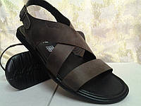 Стильные коричневые сандалии Rondo