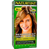 Naturtint, Стойкая краска для волос, 8A, пепельный блонд, 5,28 жидких унций (150 мл)