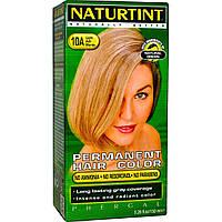Naturtint, Перманентная краска для волос, 10А светло-пепельный блонд, 5,28 жидк. унц. (170 мл)
