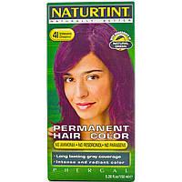 Naturtint, Перманентная краска для волос, 4I радужный каштан, 5,28 жидк. унц. (150 мл)
