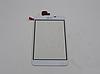 Тачскрин / сенсор (сенсорное стекло) для LG Optimus F5 P875 (белый цвет)