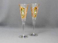 Sonne Crystal Набор свадебных бокалов для шампанского Sonne 180мл 0560