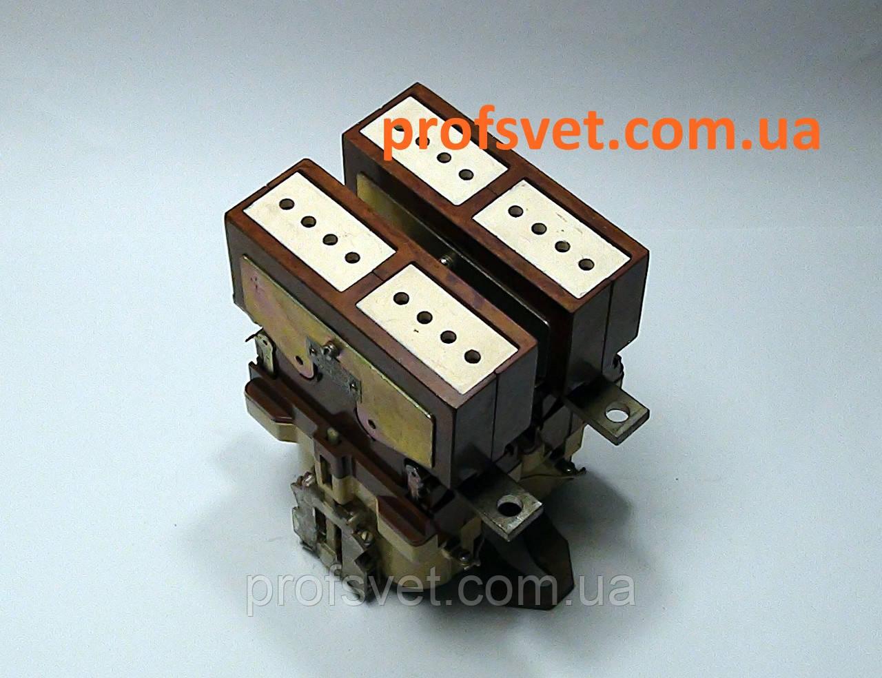 Контактор МК-5-20 250А 220в катушки на 110в