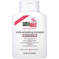 Sebamed USA, Шампунь для оживления кожи головы, для истонченных волос, 6.8 жид.унции(200 мл)