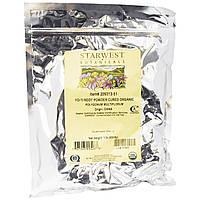 Starwest Botanicals, Органический выдержанный порошок корня горца многоцветного, 453.6 г)