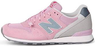 Кроссовки New Balance 996 Pink, нью беланс