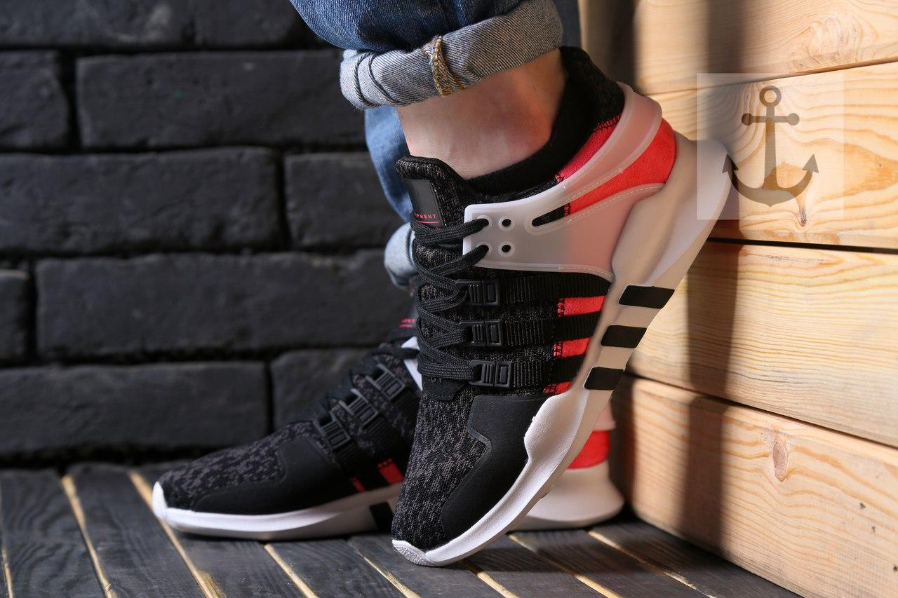 Мужские кроссовки ADIDAS EQT RUNNING SUPPORT 93  PRIMEKNIT (ТОП РЕПЛИКА ААА+), фото 1