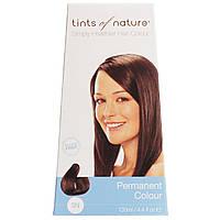 Tints of Nature, Стойкая краска, Натуральный темный коричневый, 3N, 4.4 жидких унций (130 мл)